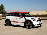 Video test Mini Countryman JCW