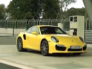 Video test Porsche 911 Turbo