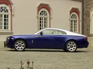Video test Rolls-Royce Wraith