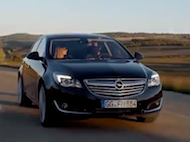 Video test Opel Insignia 1.6 Turbo Hatchback