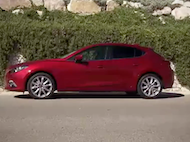 Video test Mazda 3 2.0 Skyactiv G