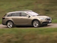 Test Opel Insignia Country Tourer 2,0T 4x4