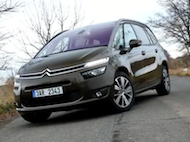 Test Citroën Grand C4 Picasso 1.6 e-HDI