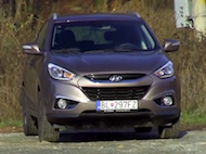 Video test Hyundai ix35 1,7CRDi