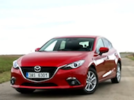 Video test Mazda 3 1.5 Skyactiv-G