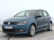 Test VW Polo Blue GT  1.4 TSI