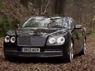 Video test Bentley Flying Spur W12 Mulliner