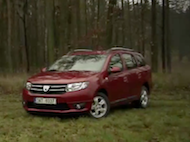 Video test Dacia Logan MCV 1,5 dCi