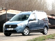 Video test Dacia Dokker 1.5 dCi