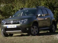 Video test Dacia Duster 1,5 dCi 4x2