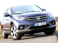 Video test Honda CR-V 1.6 i-DTEC
