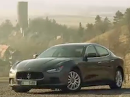 Video test Maserati Ghibli Diesel