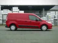 Test Ford Transit Connect Van 1.6 TDCi