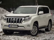 Video test Toyota Land Cruiser 5D 3.0 D-4D