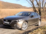 Video test Mazda 3 2.0 Skyactiv
