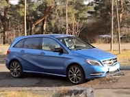 Test Mercedes B 220 4Matic