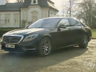 Video test Mercedes Benz S 350 BlueTEC