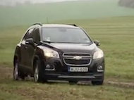 Video test Chevrolet Trax 1.4T AWD