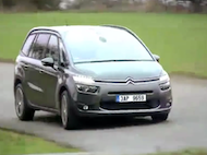 Test Citroën Grand C4  Picasso 2,0 BlueHDi