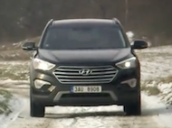 Test Hyundai Grand Santa Fe 2.2 CRDI