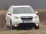 Test Subaru Forester 2,0D