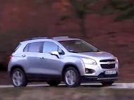 Video test Chevrolet Trax 1.4Turbo AWD