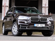 Test BMW X5 xDrive30d