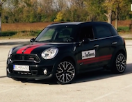 Video test MINI Countryman John Cooper Works