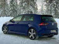 Test Volkswagen Golf R 5D