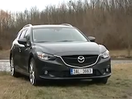 Video test Mazda 6 Wagon 2.2 CD