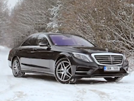Video test Mercedes S 350 BlueTEC
