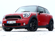 Video test Mini Cooper SD Paceman