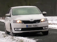 Video test Škoda Rapid Spaceback 1.6 TDI GreenLine