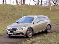Video test Opel Insignia Country Tourer