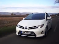 Test Toyota Auris Hybrid Sports Touring