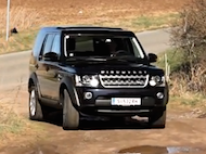 Video test Land Rover Discovery4 TDV6