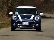 Video test Mini Cooper 1.5 TwinPower Turbo