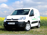Test Citroën Berlingo Electric Furgon L1