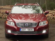 Video test Volvo V70 D4 Drive-E AT