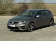 Test Volkswagen Golf R 5D DSG