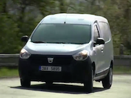 Video test Dacia Dokker Van 1,5 dCI