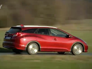 Video test Honda Civic Tourer 1.6 i-DTEC