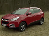 Video test Hyundai ix35 2,0 GDI D-CVVT