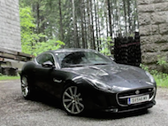 Test Jaguar F-Type S Coupe