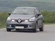 Video test Renault Clio 1,5 dCi