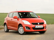Test Suzuki Swift 4x4