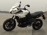Test Triumph Tiger 1050 Sport ABS