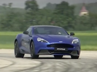 Video test Aston Martin Vanquish