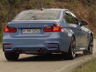 Video test BMW M3