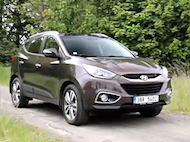 Video test Hyundai ix35 2.0 CRDi